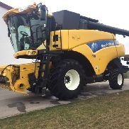 New Holland CR 960, 2.450 TBh, Bj. 2006