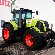CLAAS Axion 840 CIS, 2.637 Bh, 238 PS