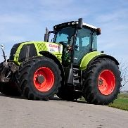 CLAAS Axion 850, 1.383 Bh, 262 PS, Cebis