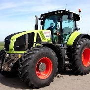 CLAAS Axion 920, Bj. 13, GPS, FZW, 315 PS, 4X Michelin Axion bib IF