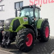 CLAAS Axion 840 CIS, 2,637 Bh, 238 hp