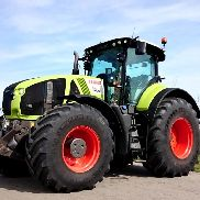 CLAAS Axion 920, GPS, FZW, 315 hp, 4X Michelin Axion bib IF