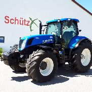 New Holland T7.270 AC, Bj.13, 3.760 Bh, also possible with FHZ