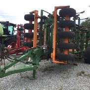 Amazone Centauer 6001, disc combination