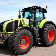 CLAAS Axion 920, FZW, GPS, Michelin tires