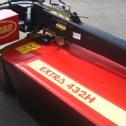 Vicon mower combination 332F + 432 H, Bj. 2012