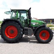 Fendt 820 Vario, year 08, drive set 2.000 Bh