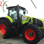 CLAAS Axion 930, FH, FZW, 1550 Bh, Year 2015