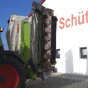 CLAAS Disco 3100 FC Profile + Disco 8600, mowing combination