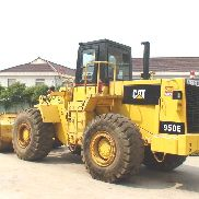 CATERPILLAR 950E wheel loader