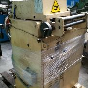 Straightening motorized Asservimenti Presse 200 x 3.5 mm