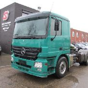Mercedes Actros 1846 manual 466'km!