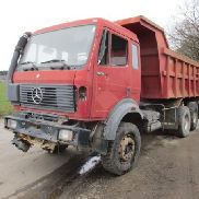 Mercedes 2631 Sans / NO Motor-Getriebe!