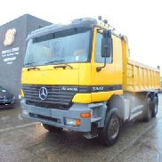 Mercedes Actros 3340 tractor / tipper!