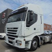 Iveco STRALIS 450 manual intarder