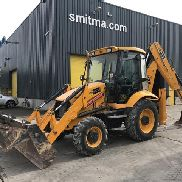 WHEELLOADER BACKHOE JCB 3CX 4T