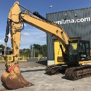 EXCAVATOR ON TRACKS CATERPILLAR 323D L