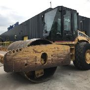 RODILLO AUTOPROPILADO CATERPILLAR CS663 E