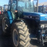 AGRICULTURE FORD 8340 used