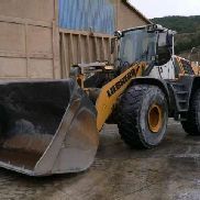 Wheel Loaders LIEBHERR L576 used