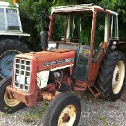 Farm Equipments IH 452 used