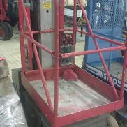 ACCES PLATFORM JLG TOUCAN JUNIOR 6B used