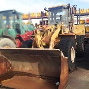 Wheel Loaders CATERPILLAR 938F used