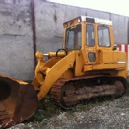 Crawler Loaders LIEBHERR LR621B used