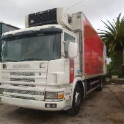 Carrier Scania 94.260 used