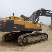 Crawler Excavators VOLVO EC480 used