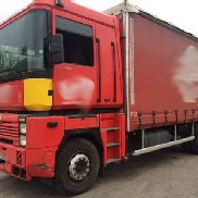 Various Trucks RENAULT MAGNUM 440 E-TECH - Baché used