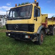 Tipper Trucks MERCEDES 1929 - Benne / Grue used