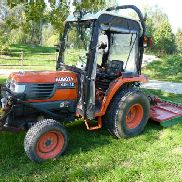 Farm Equipments KUBOTA ST Alpha 35 - 4x4 used