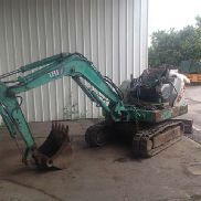 Mini Diggers IHI 28J used