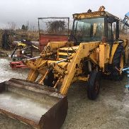 Backhoe Loaders BRAUD & FAUCHEUX 652 used