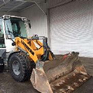 Wheel Loaders LIEBHERR L506 Stereo used