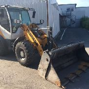 Wheel Loaders LIEBHERR L506 COMPACT used