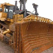 Caterpillar D10T / Ripper / EPA / CE / Report