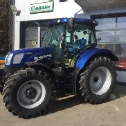 New Holland T6.160 Auto Command Blue Power - Maserati