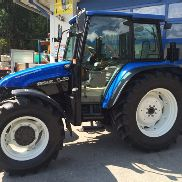 New Holland TL 80 DT A TL 80 Turbo