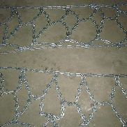Other trace chain with VG 500-15 track chain