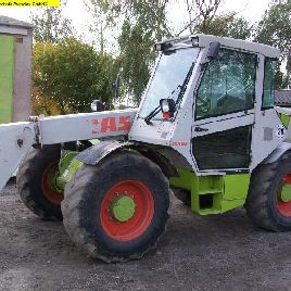 Claas Ranger 965 | Telescopic forklifts