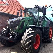 Fendt 826 Vario Profi Plus