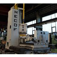 Mecof HVM 5000 Bed Milling Machines