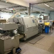 Citizen M 32 III Long turning machines