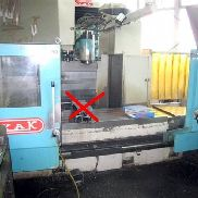 Anayak VH 1800 Bed type milling machines