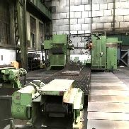 Zayer 30 KCU 10000 fixed bed two travelling colum machines Bed milling machines