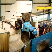 Anayak VH Plus 4000 Bed Milling Machines