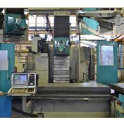 Anayak HVM 7000 Bed type milling machines