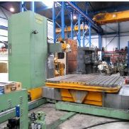 IN THE. Parpas ML 90/4000 Bed milling machines